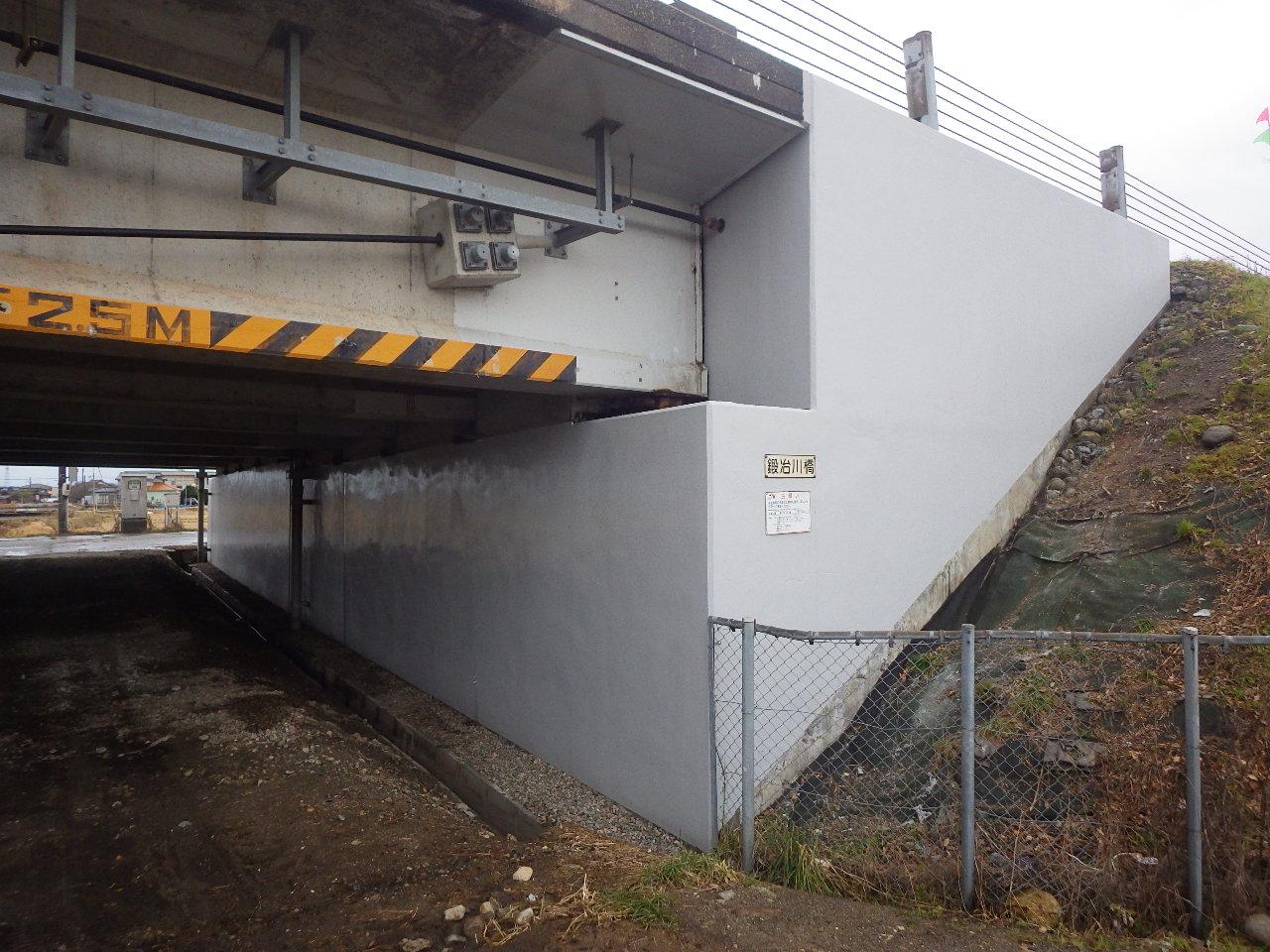 2018年 北陸自動車道Co構造物補修工事
