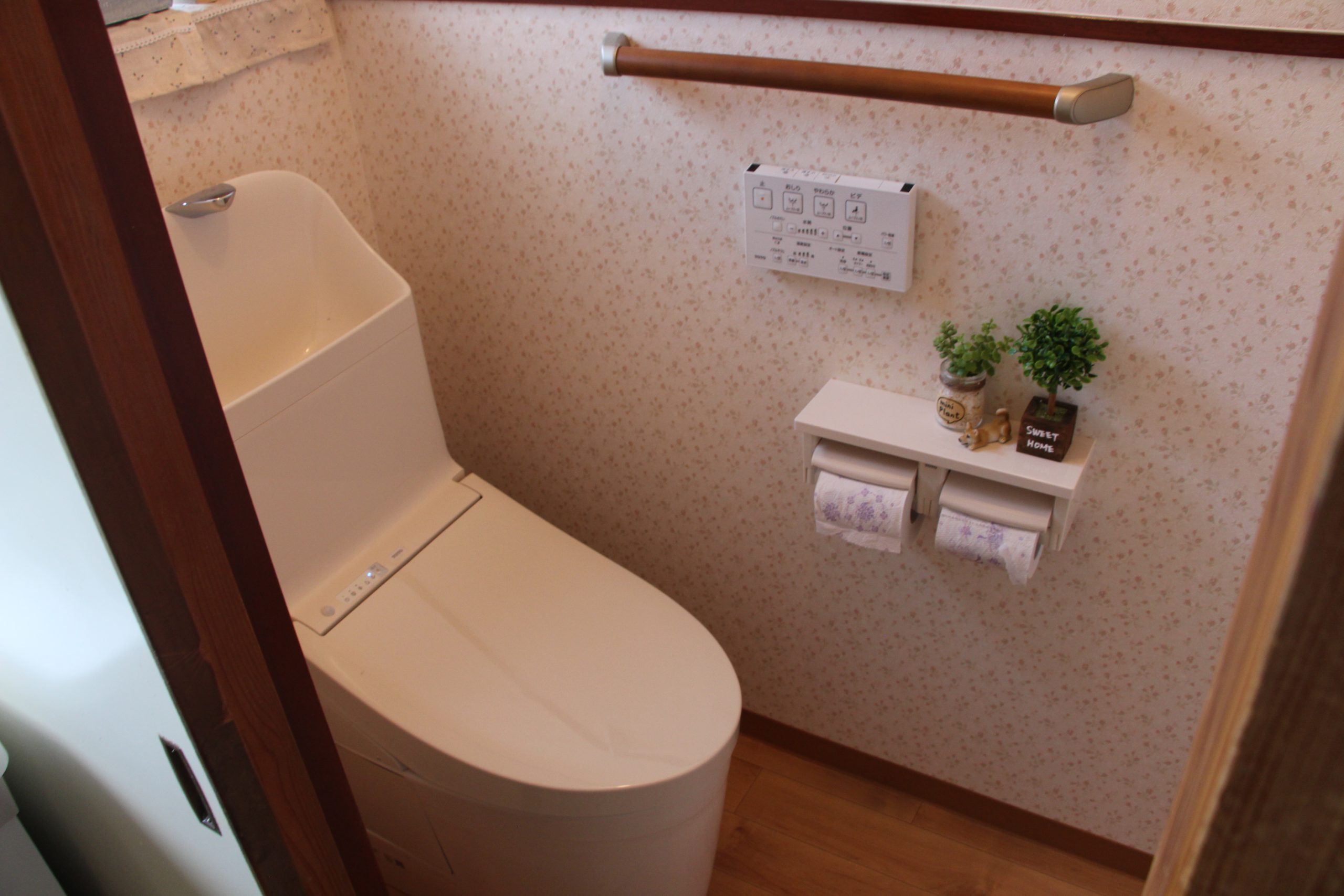 2020年 S様邸トイレ改修工事