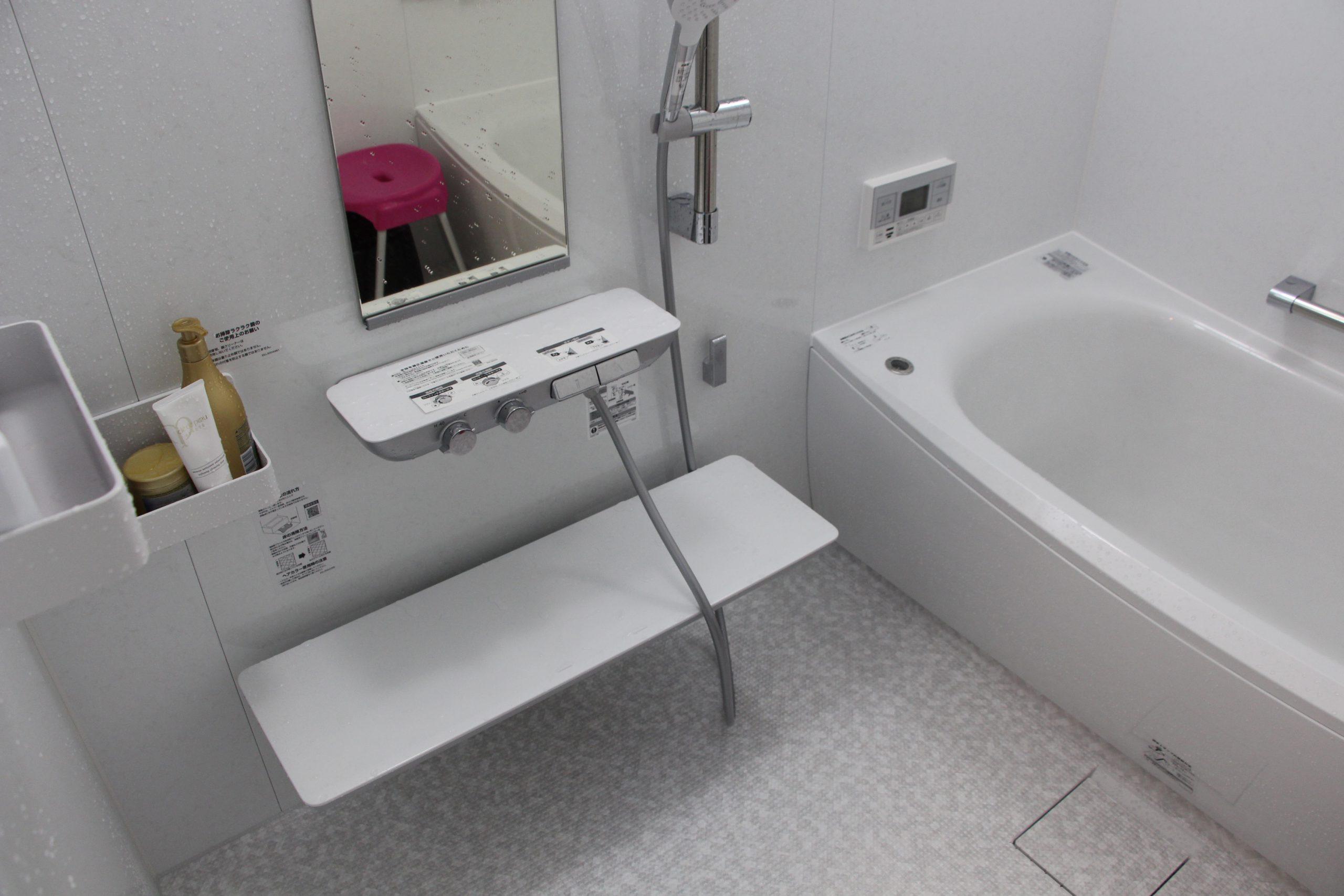 2020年 H様邸浴室改修
