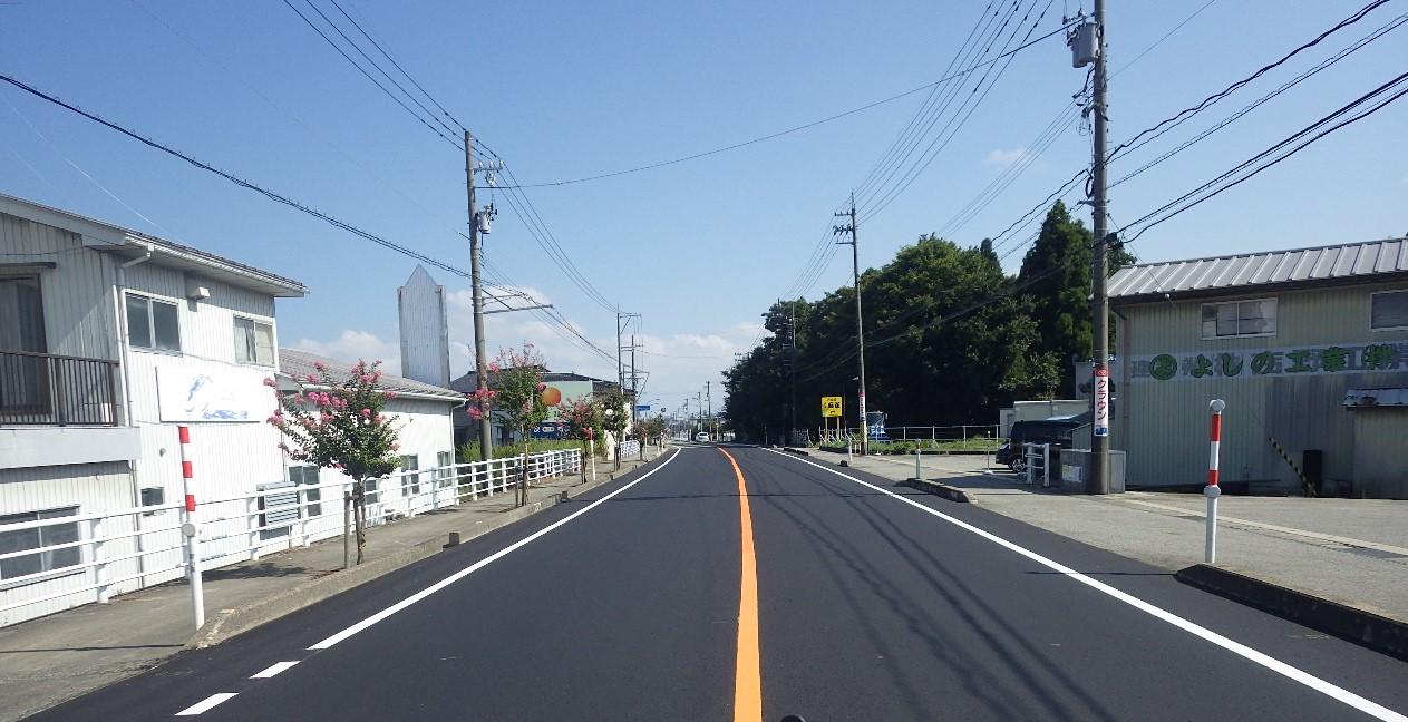 2020 一般県道富山滑川魚津線道路総合交付金(防災・修繕)舗装補修工事